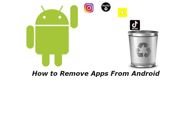 How to remove applications from your Android phone?