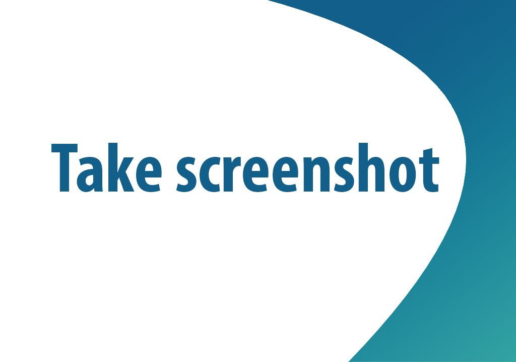 How to take screenshot on Huawei device?